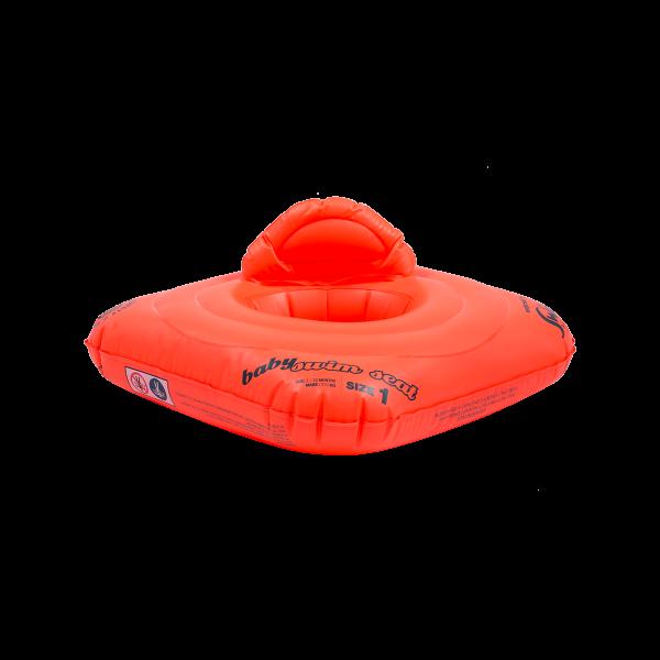 Baby-Swim-Seat---Orange