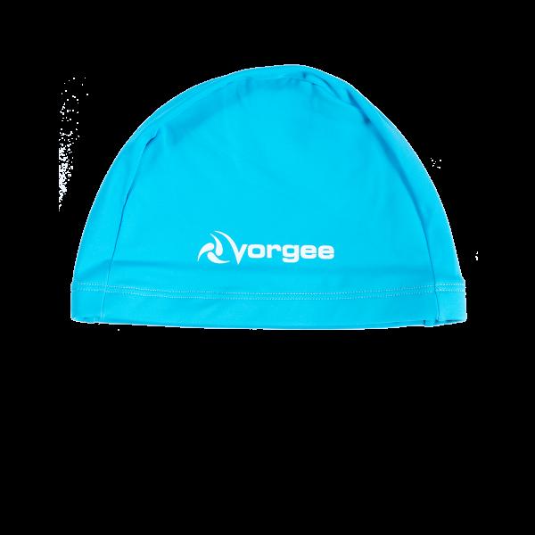 Fab-Nylon-Lycra-Cap---Aqua-Blue