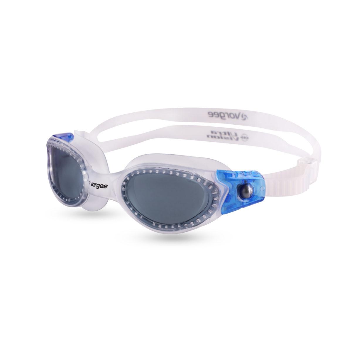 Vortech Narrow Fit Tinted - translucent & blue