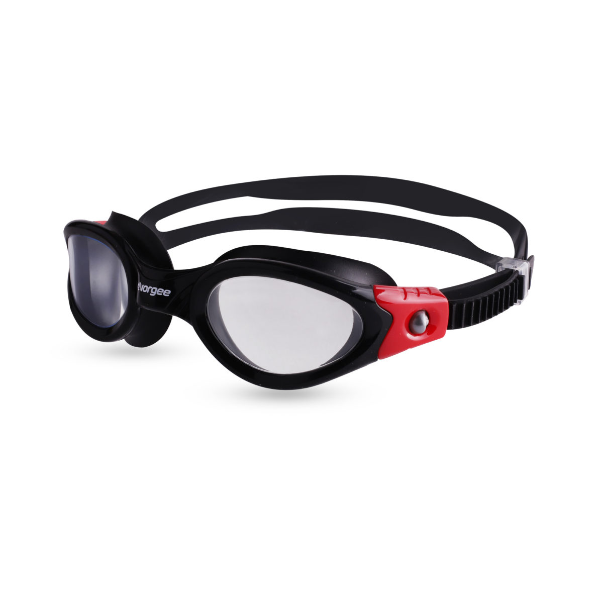 Vortech Clear - black & red