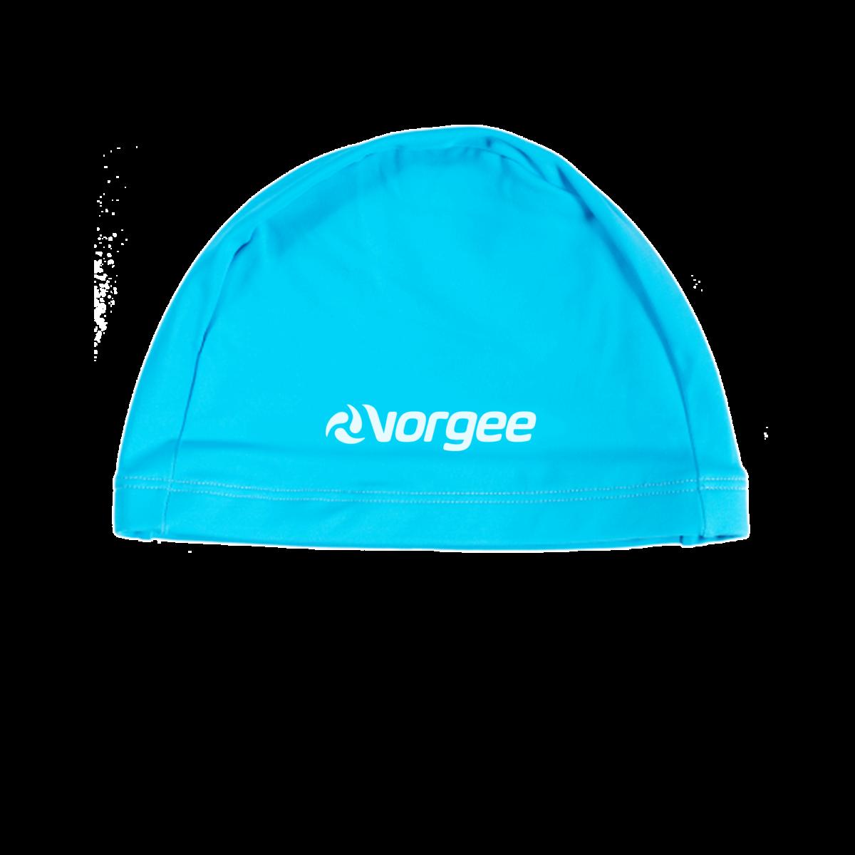 Fab-Nylon-Lycra-Cap-Aqua-Blue