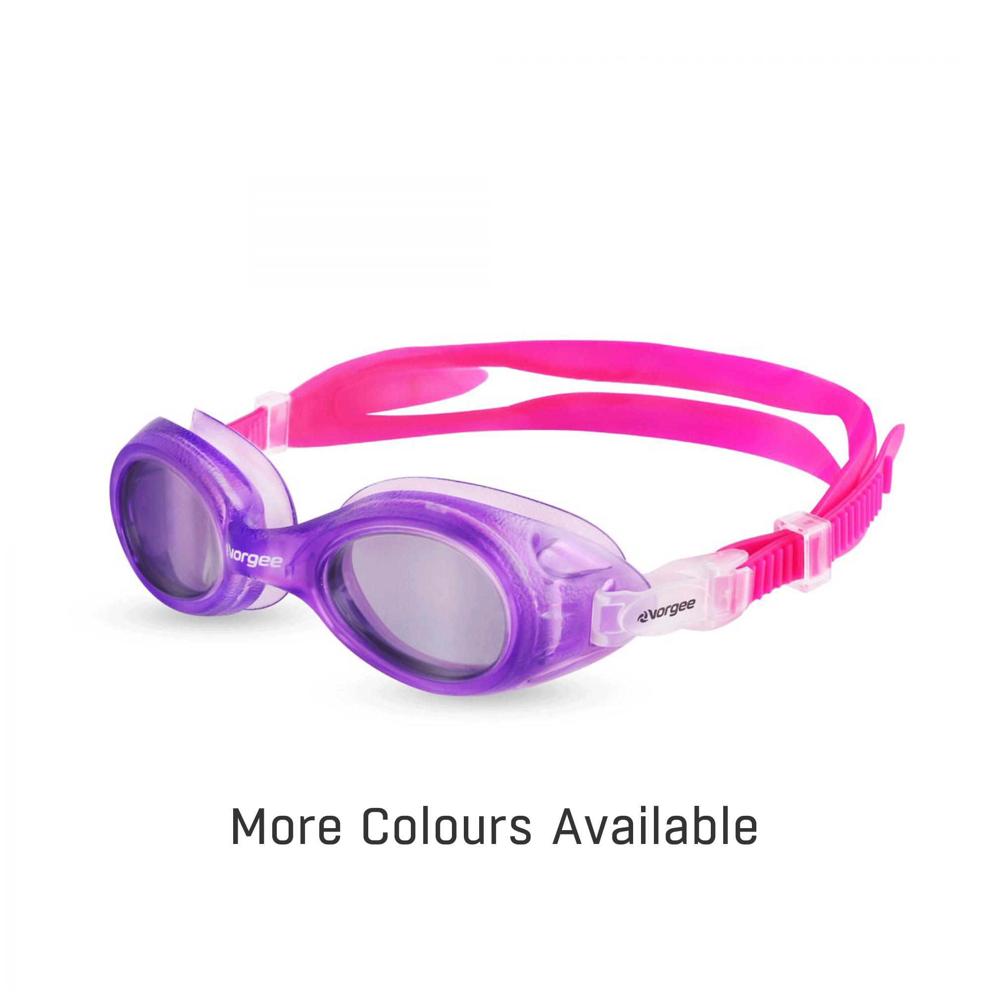 Vorgee Voyager Junior Clear Lens Translucent Purple
